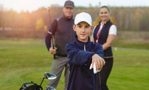 Family Golf Holidays