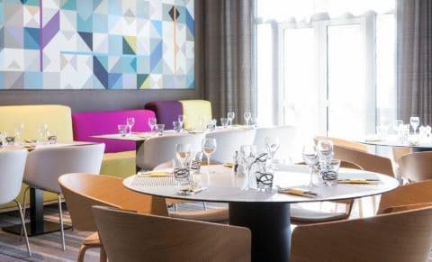Novotel Saint-Quentin in Yvelines Hotel Dining