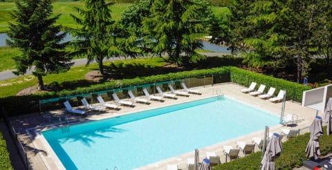 Novotel Saint-Quentin in Yvelines Hotel Suite