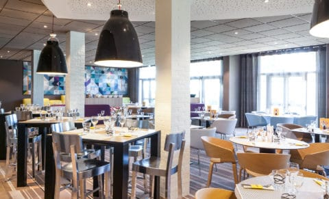 Novotel Saint-Quentin in Yvelines Hotel Dining