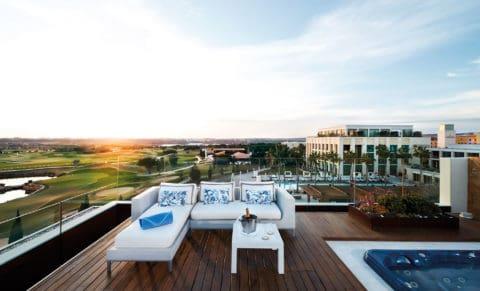 Anatara Vilamoura Algarve Resort Suite View