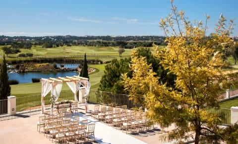 Anatara Vilamoura Algarve Resort Wedding