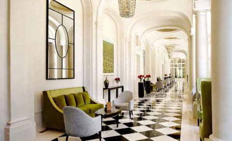 Trianon-Palace-Versailles-hallway