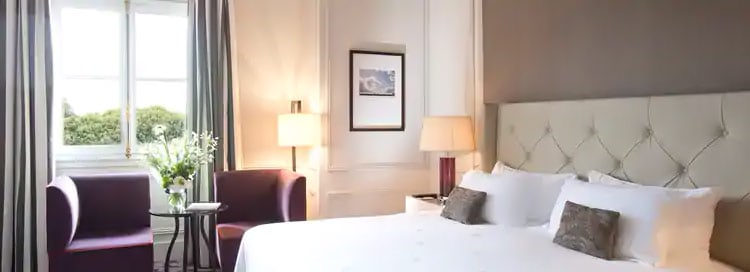 Trianon Palace Versailles King Deluxe Suite Park View