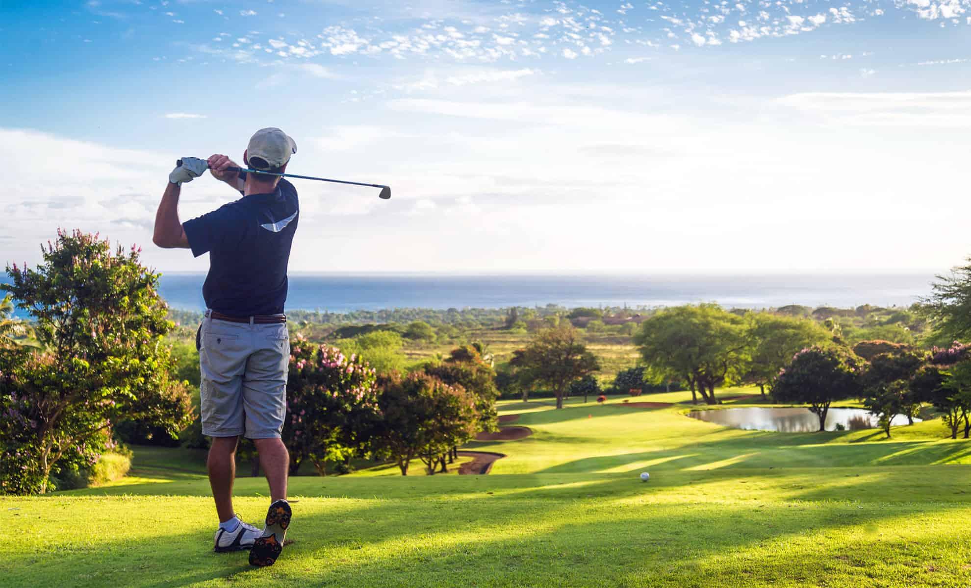 Summer 2021 Golf Holidays
