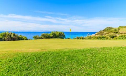 short golf breaks