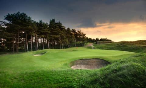 Golf Holidays in England